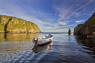 Photo: Malinbeg in South-West Donegal