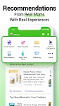 screenshot of GLOW. Pregnancy & Baby Tracker