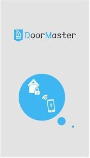 doormaster new app - náhled