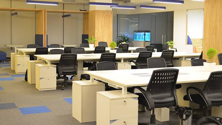Sagoon Coworking Space in Noida
