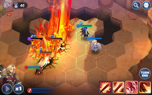 Kingdom of Hero : Tactics War 1.00.003 screenshots 23