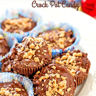 Sweet and Salty Crock Pot Candy.