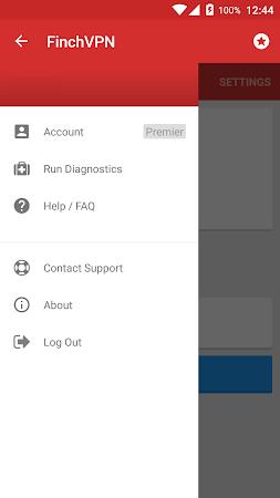 Free & Premium VPN - FinchVPN 1.3.1 screenshot 73543