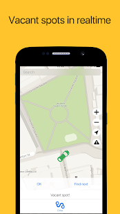 ParkApp free of charge parking screenshot