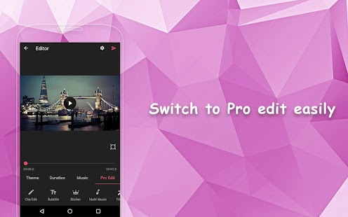 VideoShow - Video Editor- screenshot thumbnail