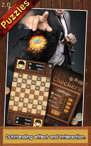 Thai Checkers - Genius Puzzle - u0e2bu0e21u0e32u0e01u0e2eu0e2du0e2a 3.5.150 screenshots 10