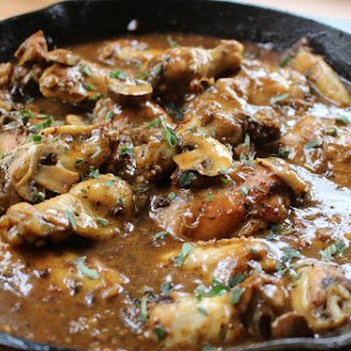 Smothered Chicken Thighs Recipes.