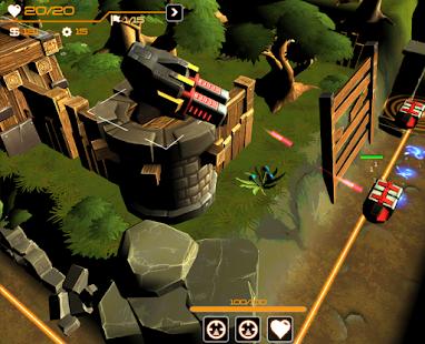 Tower Robotic Defense- screenshot thumbnail