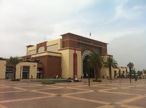 Photo: Gare de Marrakech