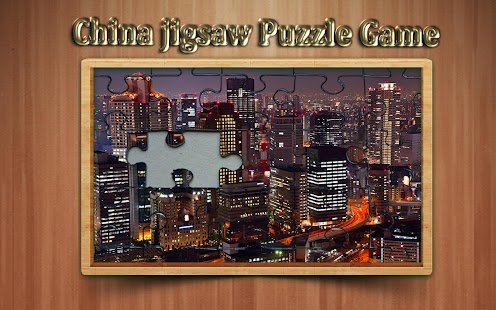 Japan jigsaw puzzle game - náhled