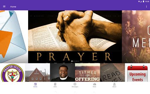 Prayer House COGBF screenshot 4