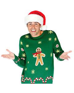 Jultröja, Gingerbread