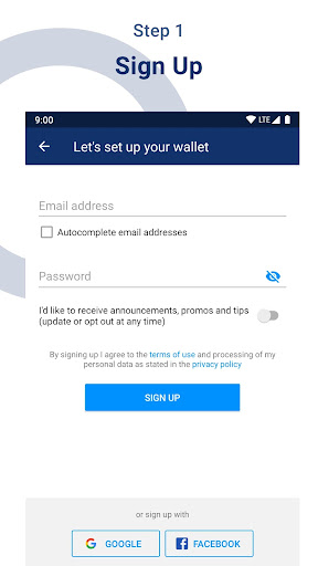 Luno: Buy Bitcoin, Ethereum & Cryptocurrency Now for Android apk 3