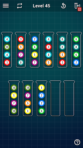 Ball Sort Puzzle - Color Sorting Games android2mod screenshots 4