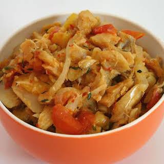 Caribbean Salt Fish Recipes.