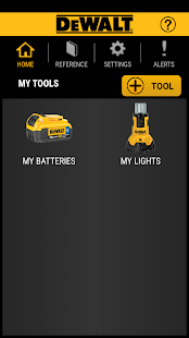 DEWALT Tool Connect- screenshot thumbnail