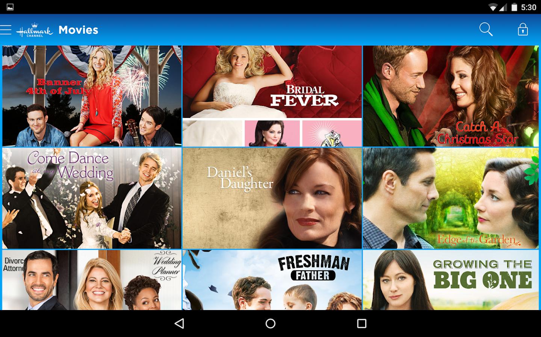 Hallmark Channel Everywhere- screenshot