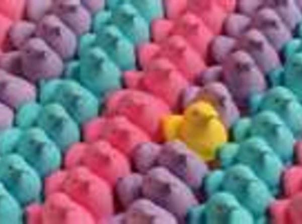 Easter Homemade Peeps Recipe