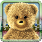 Talking Teddy Bear Icon