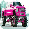 Modified Pickup Truck HD Wallpapers icon
