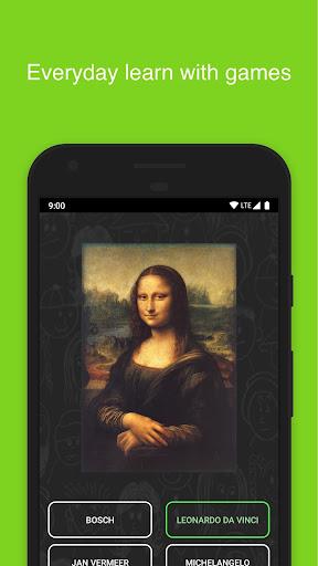 Guess The Artist. Learn art. moddedcrack screenshots 1