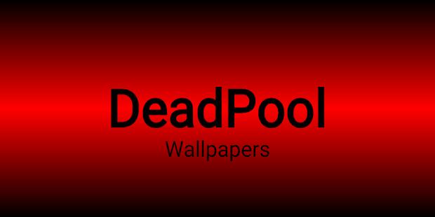 HD DeadPool Wallpapers Screenshot Thumbnail