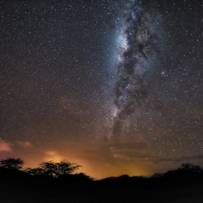 Milky Way by Steve BB - Landscapes Starscapes ( astrophotography, milkyway, nightscape, stars, astronomy, night photography )