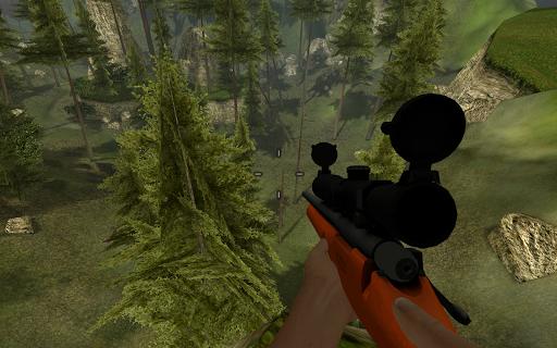 Sniper Deer Hunt