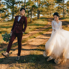 Wedding photographer Quy Dinh (DINHQUY). Photo of 26.10.2017