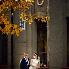 Wedding photographer Yuriy Myasnyankin (uriy). Photo of 18.10.2016