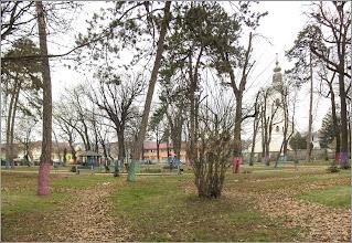 Photo: Turda - Piaţa Basarabiei - Parc  - 2019.02.08