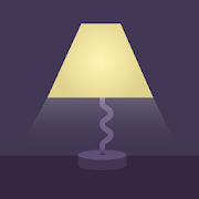 Screen Light Table Lamp