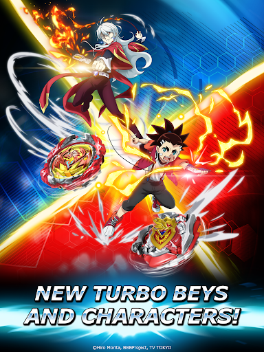 Beyblade Burst Rivals 2.4.1 screenshots 10