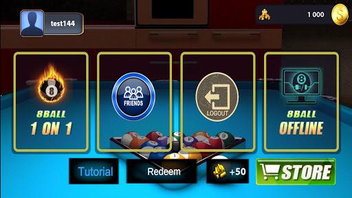 Code Triche 8 Ball Pool World APK MOD screenshots 6