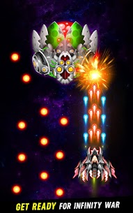 Space Shooter Galaxy Attack Mod Apk 1.483 (Unlimited Money) 5