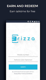 App Frizza - Free recharge APK for Windows Phone