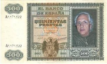 Photo: De cuatro sílabas, Juan antonio Iturriaga Madariaga, señor de pelo blanco