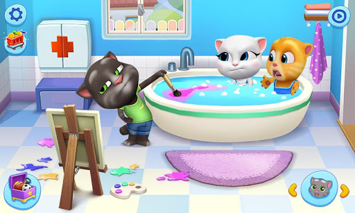 My Talking Tom Friends screenshots 1