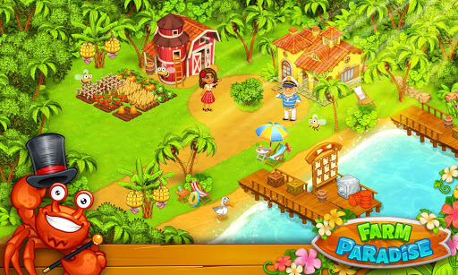 Farm Paradise: Fun farm trade game at lost island 1.78 screenshots 15