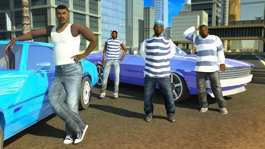 San Andreas Gang Wars Mod Apk (Unlimited Money + Unlock levels 6