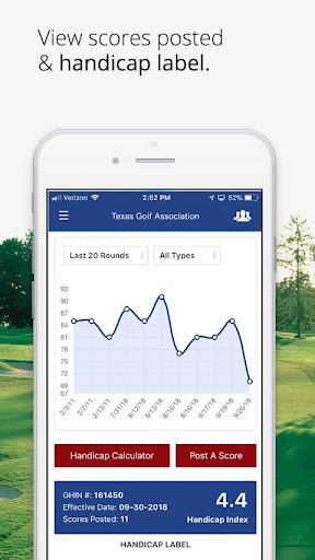Texas Golf Association cheat hacks