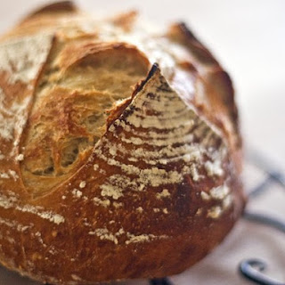 No-knead Artisan Bread in Five Minutes a Day.
