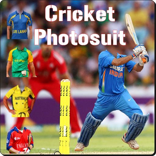 Cricket Photo Suit 2017