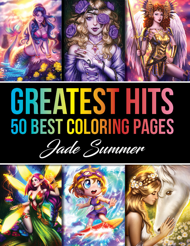 Greatest Hits by Jade Summer