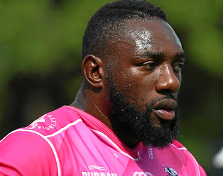 Tendai Mtawarira.    Picture :SUPPLIED