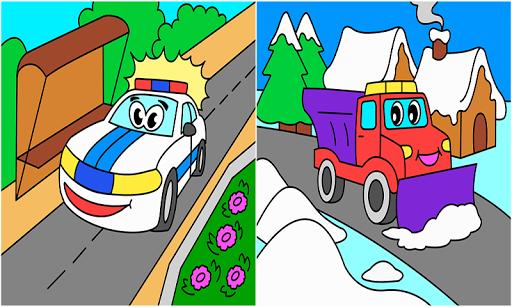 Painting cars  screenshots 4