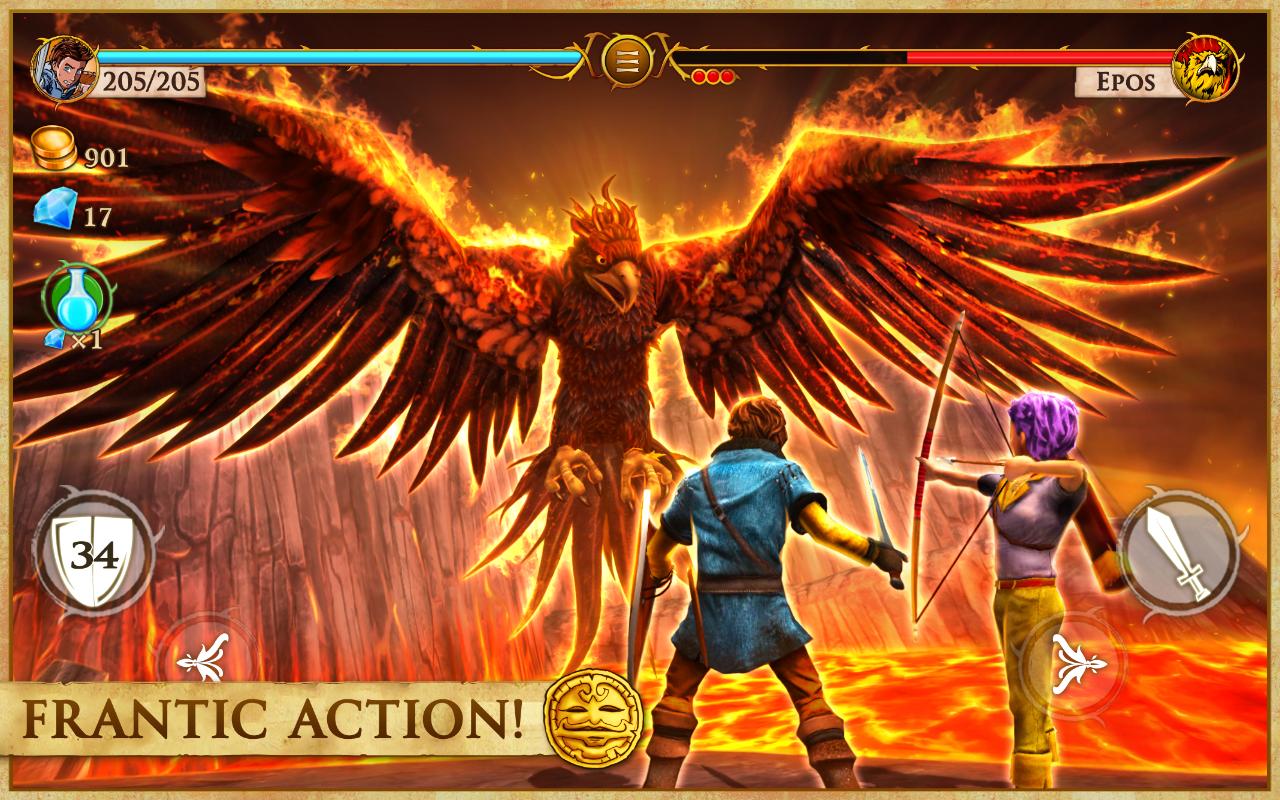 Beast Quest screenshot #2