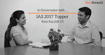 IAS Topper's Interview - Rishi Raj (AIR 27, CSE-2017)