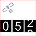 走行距離計 icon