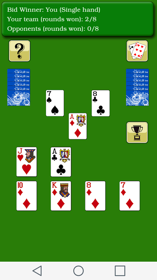 Card Game 29- screenshot